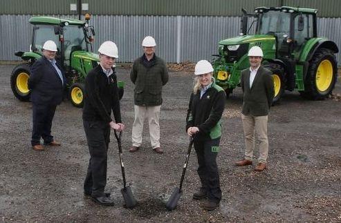 John Deere's New Apprentice Training Centre