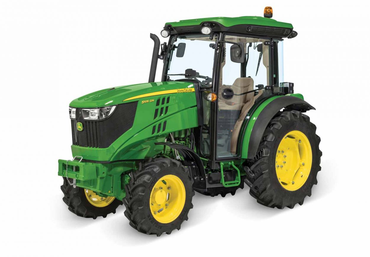 More tractor, more comfort.