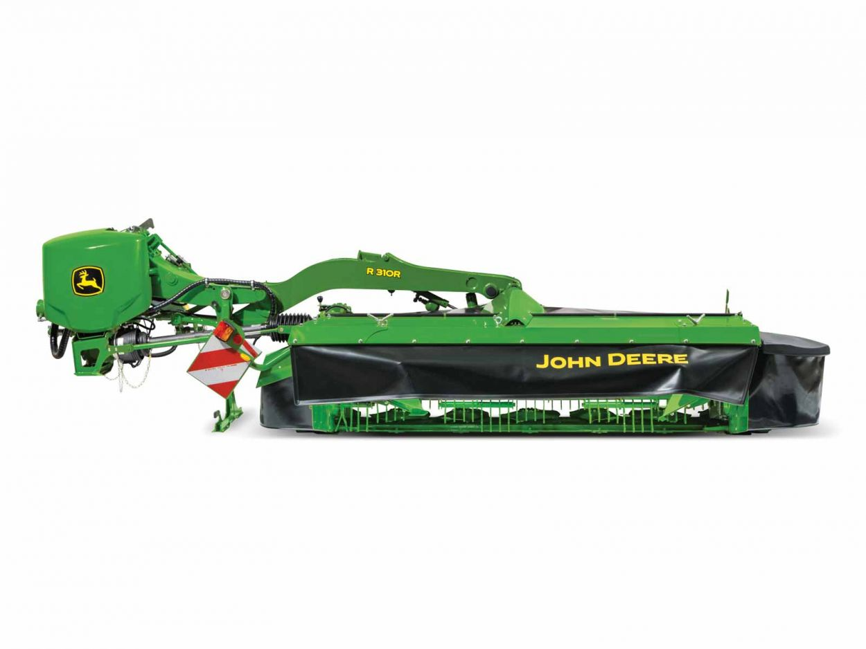 R310R: Better forage faster.