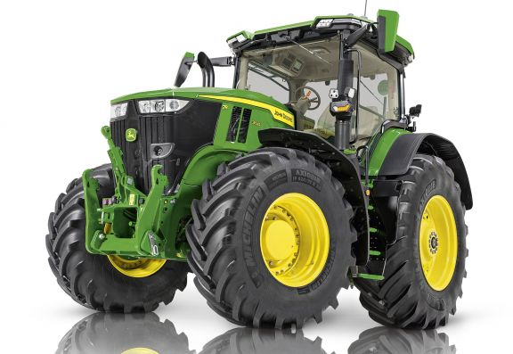 John Deere Introduces The New 7R 350 and Double Warranty!