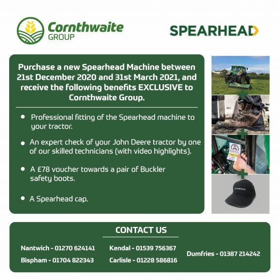 Spearhead Offer