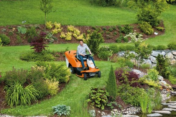 The Best Ride-On Lawn Mower of 2020