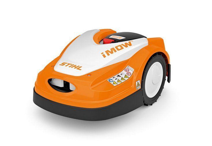Robotic Mowers