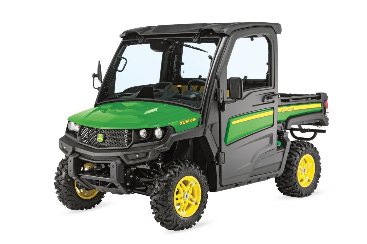 John Deere Cross Over Utility Vehicles