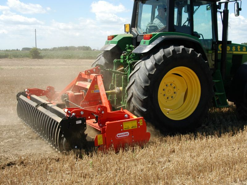 Ploughs and Cultivation