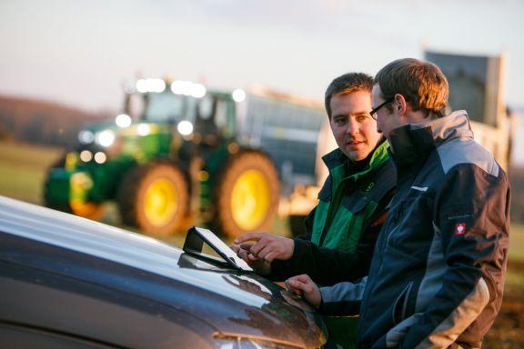 John Deere Supports Mixed-Fleet Farmers