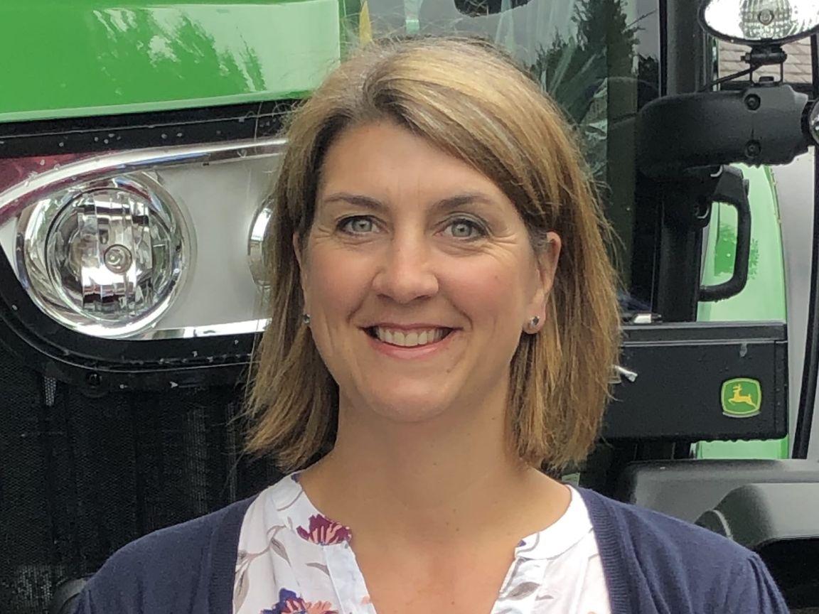 Claire Cornthwaite