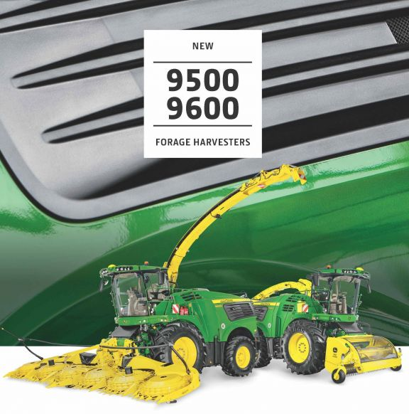 Launch of the New John Deere 9500 & 9600 SPFH