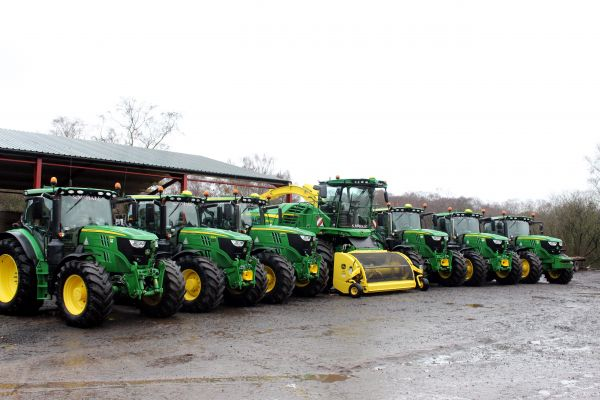 S McHale Agricultural Contractors